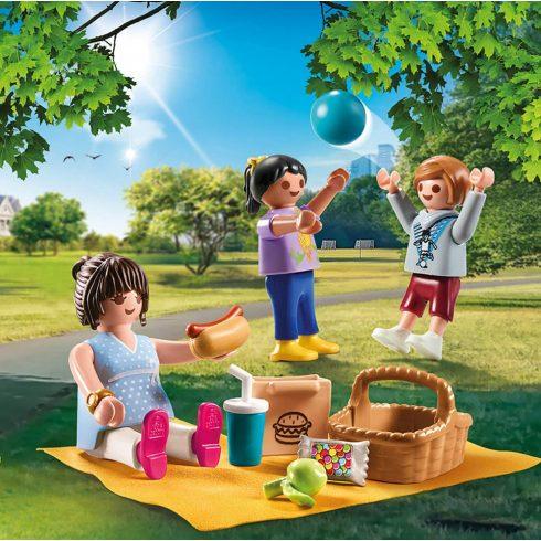Playmobil 70543 Piknik a parkban