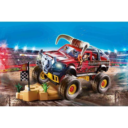 Playmobil 70549 Stuntshow - Monster Truck Bigfoot bika autó
