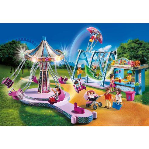 Playmobil 70558 Nagy vidámpark, játszótér