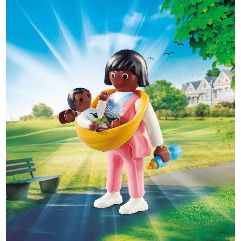 Playmobil 70563 Anyuka babahordozóval és kisbabával