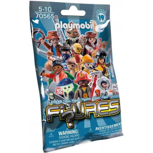 Playmobil 70565 Zsákbamacska figurák 19. sorozat (fiúknak)