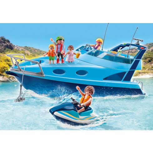 Playmobil 70630 Jacht jet-skivel