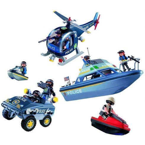 Playmobil 9043 Óriás rendőrségi készlet