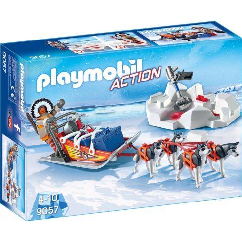Playmobil 9057 Kutyaszán