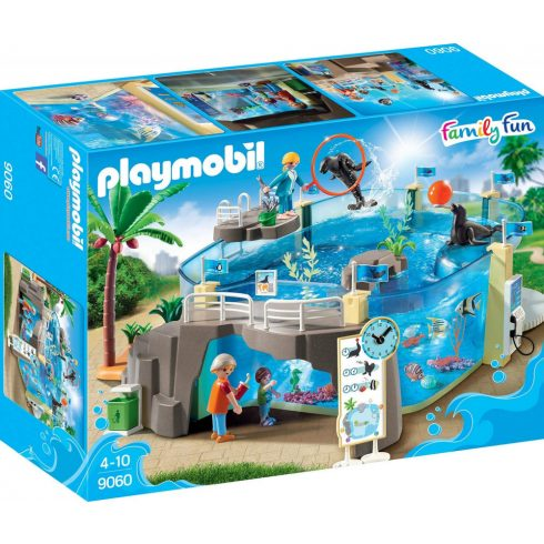 Playmobil 9060 Nagy tengeri akvárium