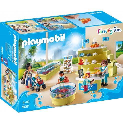 Playmobil 9061 Akvárium bolt