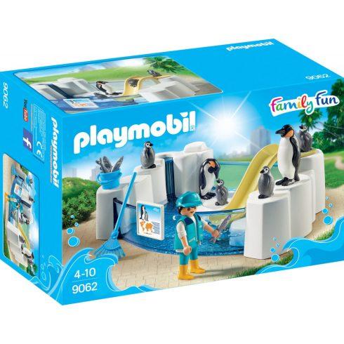 Playmobil 9062 Pingvinmedence
