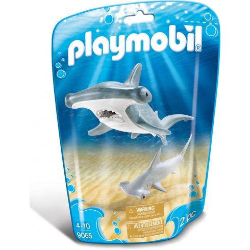 Playmobil 9065 Pörölycápa kicsinyével
