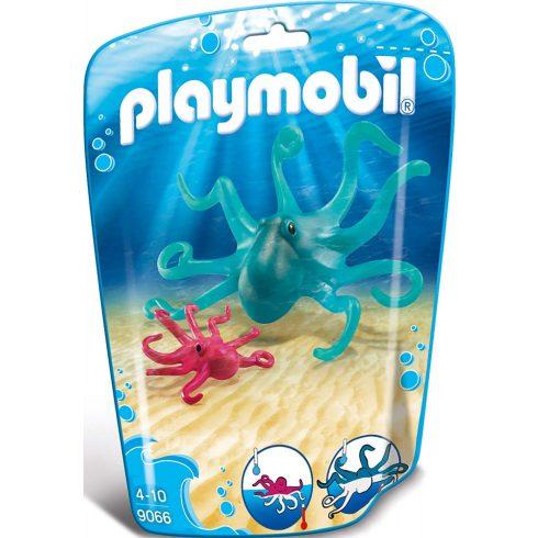 Playmobil 9066 Polip kicsinyével