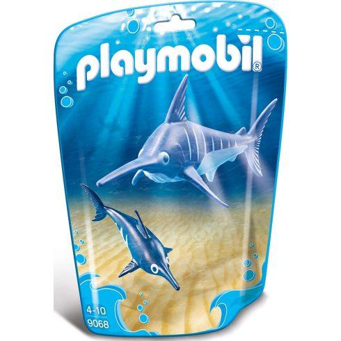 Playmobil 9068 Kardhal kicsinyével
