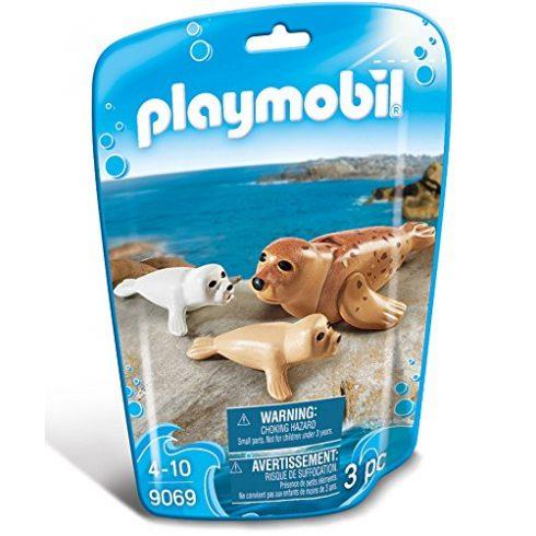 Playmobil 9069 Fóka kicsinyeivel