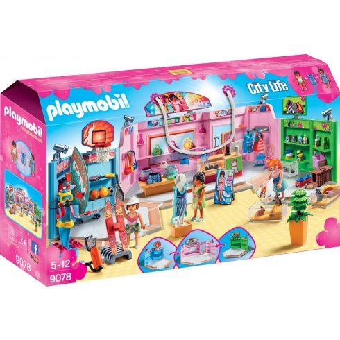 Playmobil 9078 Bevásárlóközpont
