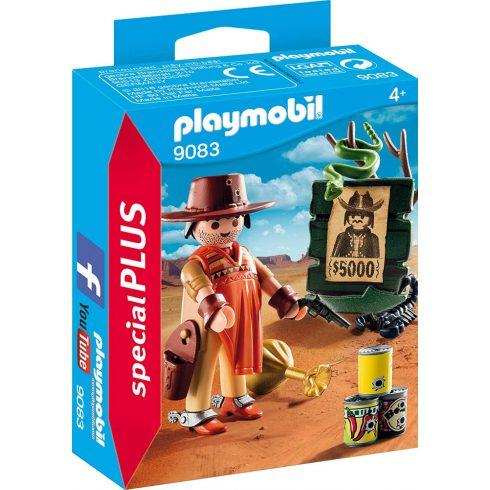 Playmobil 9083 Revolverhős