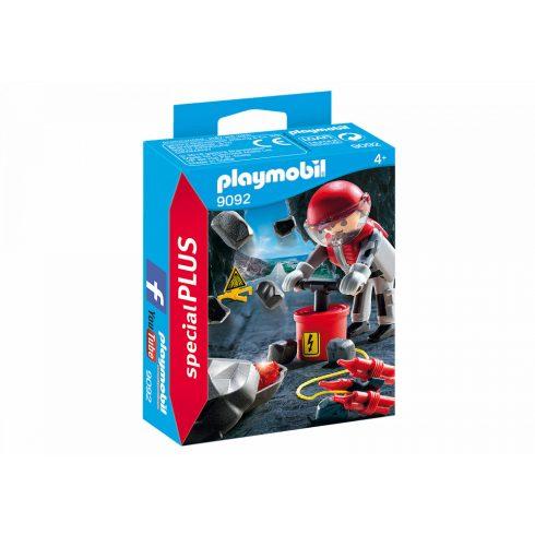 Playmobil 9092 Szikla robbantás