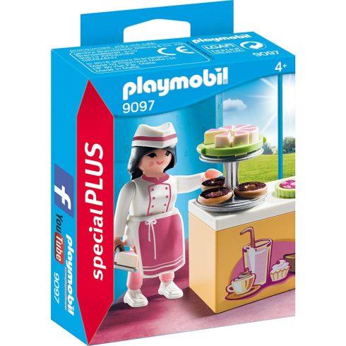 Playmobil 9097 Cukrász pult