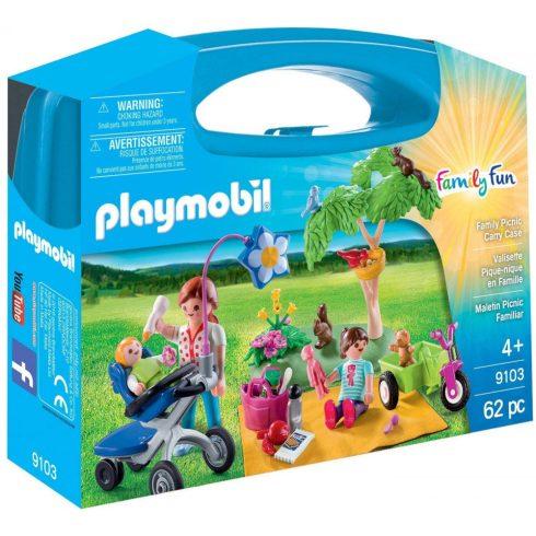 Playmobil 9103 Hordozható családi piknik szett