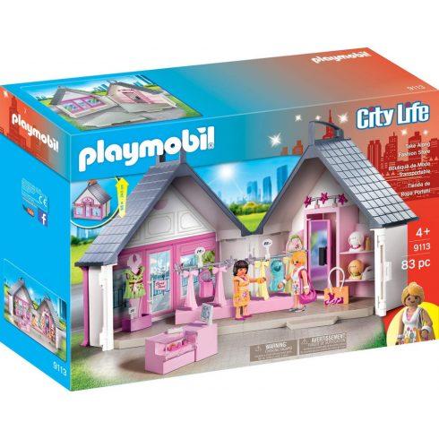 Playmobil 9113 Hordozható butik