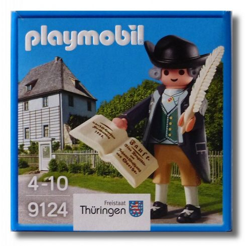 Playmobil 9124 Johann Wolfgang von Goethe