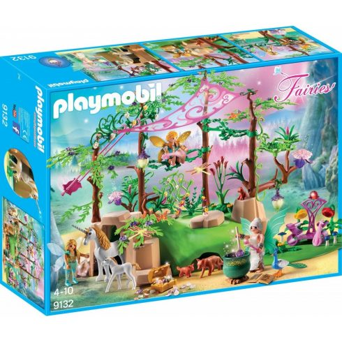 Playmobil 9132 Varázslatos tündérerdő
