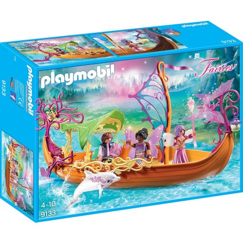 Playmobil 9133 Varázslatos tündérhajó