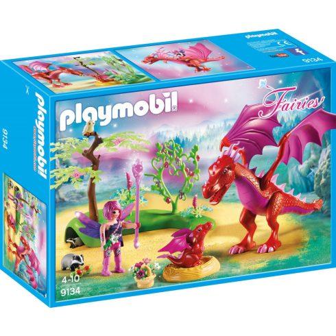 Playmobil 9134 Sárkánymama és kicsinye