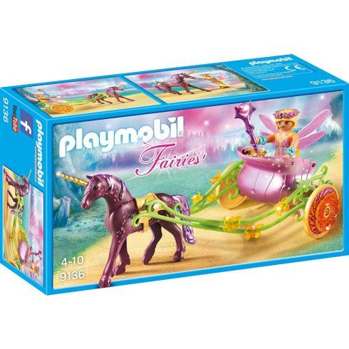 Playmobil 9136 Virágtündér egyszarvúval