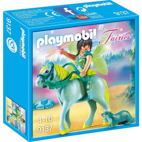 Playmobil 9137 Tündér és lova Aquarius