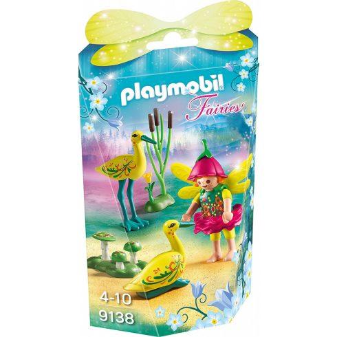Playmobil 9138 Tündérlány és a gólyák