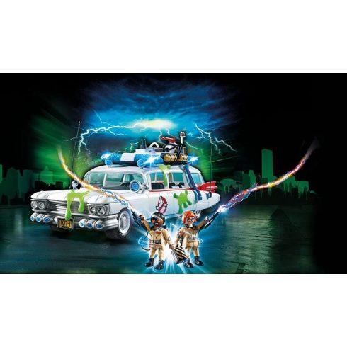Playmobil 9220 Szellemirtók Ecto-1 járgánya
