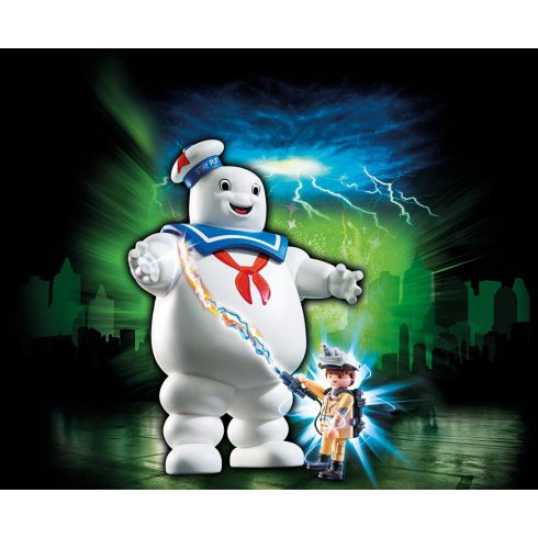 Playmobil 9221 Stay Puft habcsókszörny