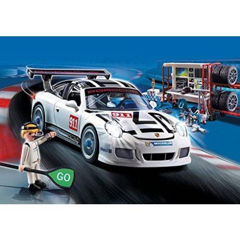 Playmobil 9225 Porsche 911 GT3 Cup (csomagolássérült)