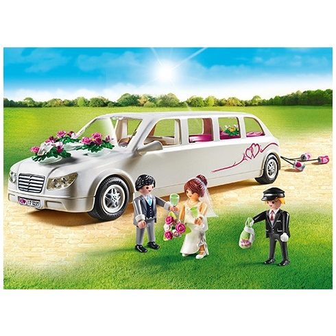 Playmobil 9227 Esküvői limuzin