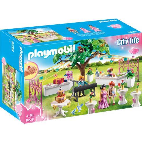 Playmobil 9228 Esküvői party