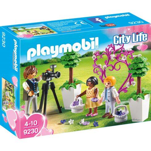 Playmobil 9230 Esküvői fotós gyerekekkel
