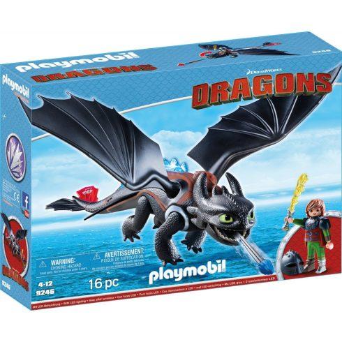 Playmobil 9246 Hablaty és fogatlan