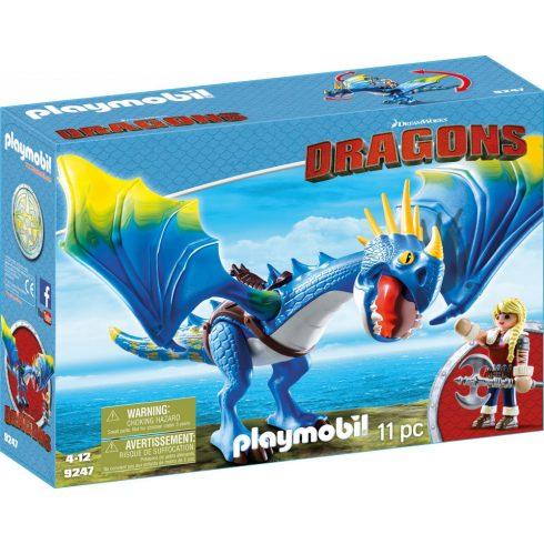 Playmobil 9247 Astrid és Viharbogár