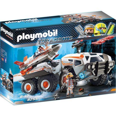 Playmobil 9255 Kémek harci járgánya