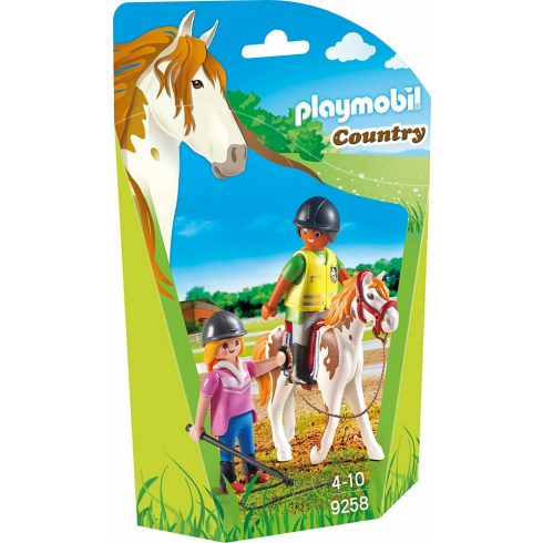 Playmobil 9258 Lovas oktató