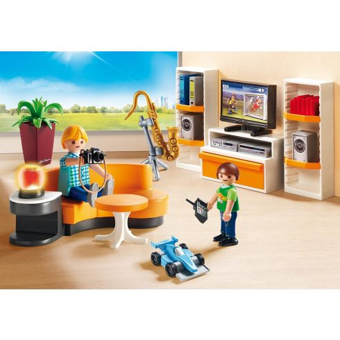 Playmobil 9267 Nappali