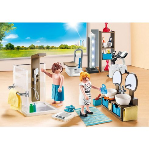 Playmobil 9268 Fürdőszoba