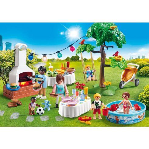 Playmobil 9272 Kerti parti