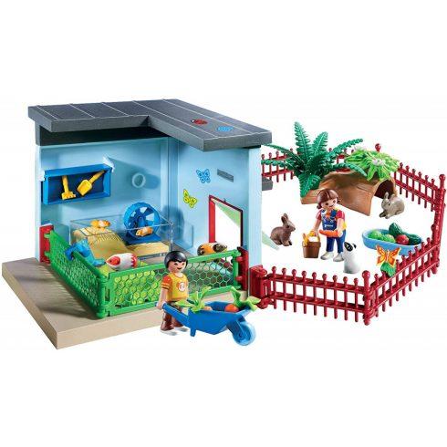 Playmobil 9277 Kisállatpanzió