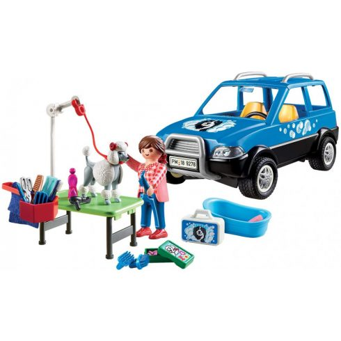 Playmobil 9278 Kutyakozmetika