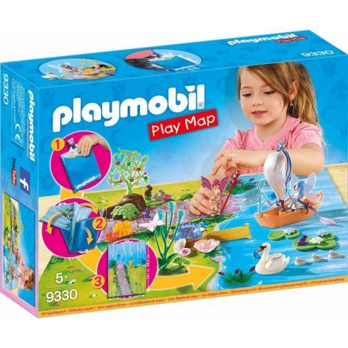 Playmobil 9330 Play Maps - Tündérország