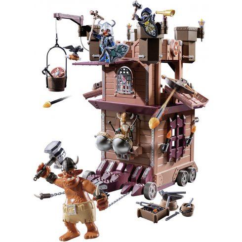 Playmobil 9340 Törpök mobil erődje