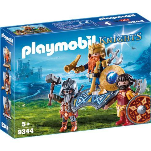 Playmobil 9344 Törpkirály