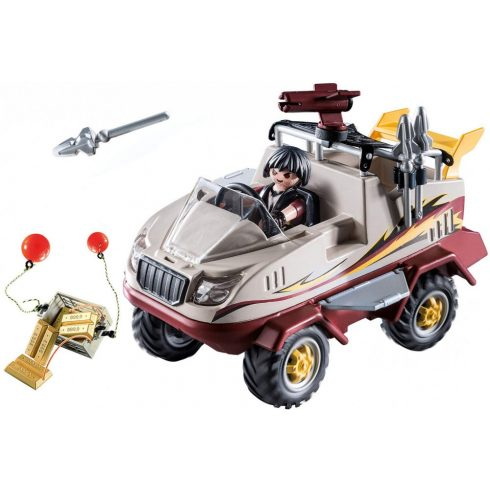 Playmobil 9364 Kétéltű kocsi