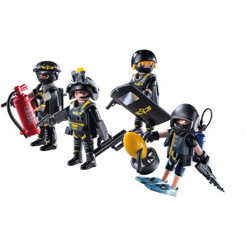Playmobil 9365 Speciális egység kommandósai