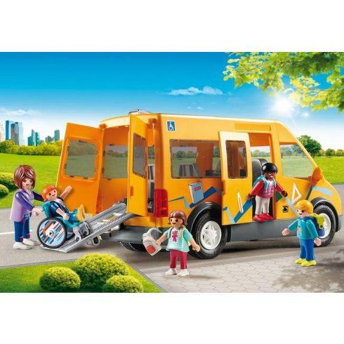 Playmobil 9419 Iskolabusz