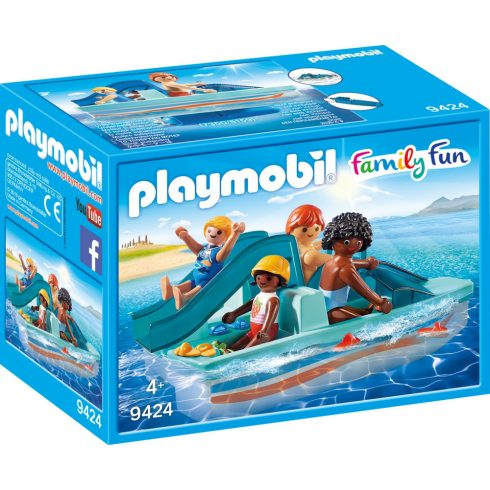 Playmobil 9424 Vízibicikli